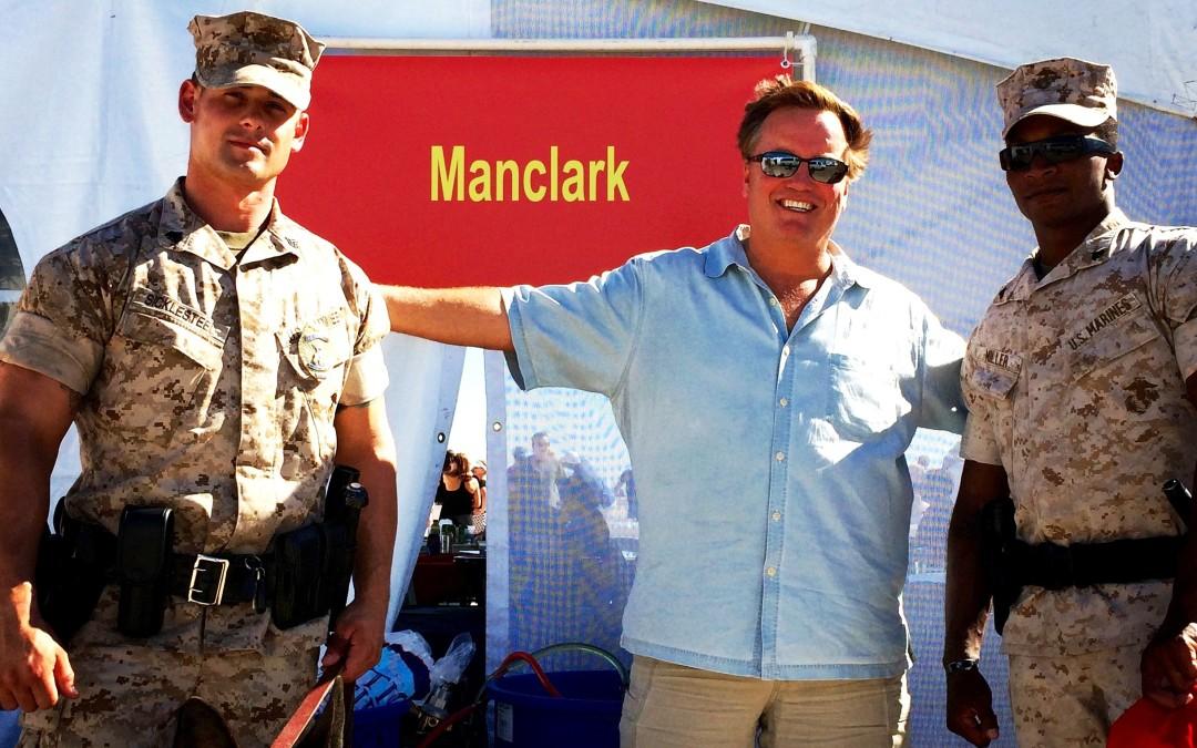 Mangic at Miramar Air Show