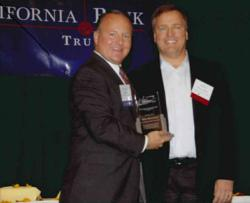 Mike Manclark Wins OCBJ's Excellence in Entrepreneurship Award