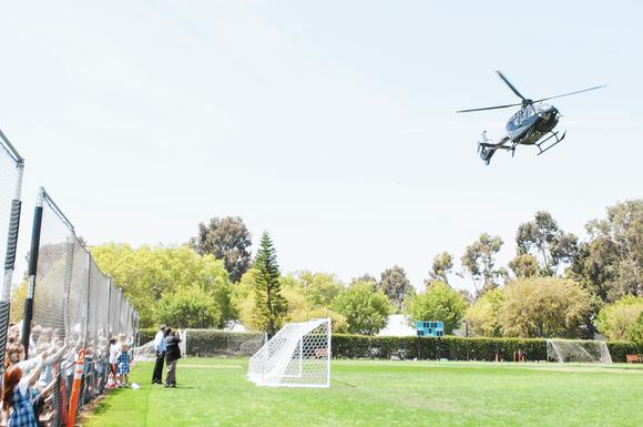 Golf ball drop gives lift to Mariners Christian School families